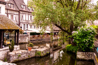 Chartres - The River Eure